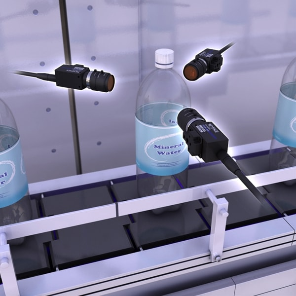 Defect Detection On Pet Bottles Industry Application