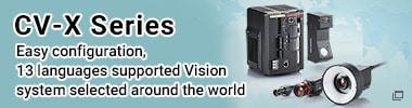 Easy configuration, 13 languages supported Vision system selected around the world